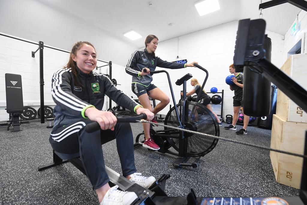 Sandy Feet Farm Kerry Gym