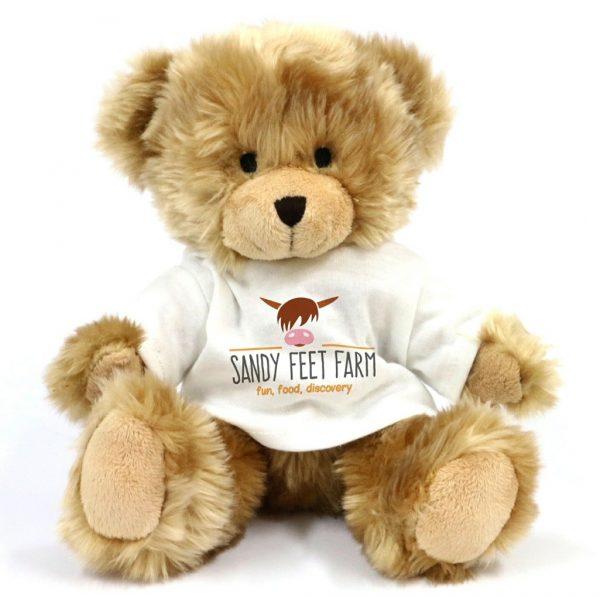 Sandy Feet Farm Teddy